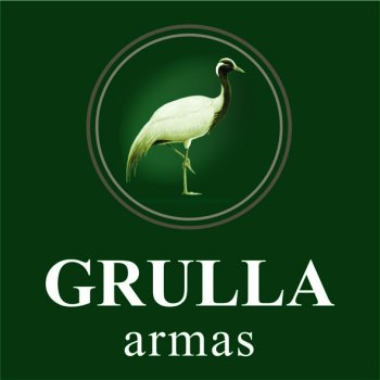 Grulla Shotguns and Rifles Logo
