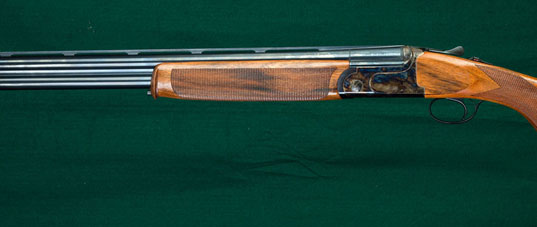 Game Guns O/U Rizzini Aurum & Aurum Light