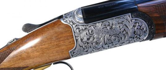 Game Guns O/U Rizzini Round Body EM Deluxe