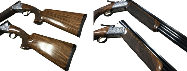 Rizzini Exmoor RB side view